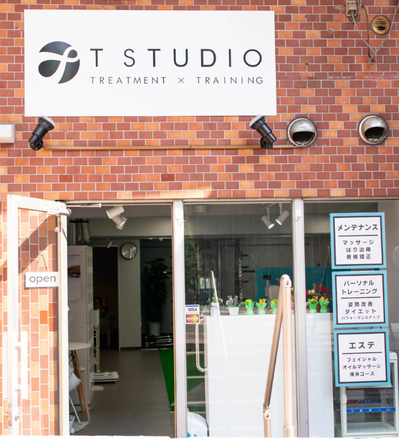 T-Studio葛飾店の外観